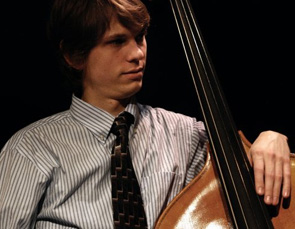 Paul Kowert's and his bass, together since 2007, were married in New York last Friday.
