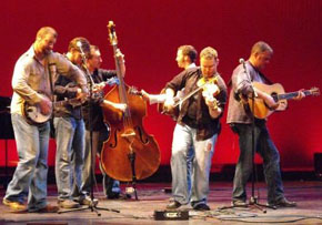 The music of Mountain Heart has always been characterized by an unyielding display of power, American passion, and complete dominance over the listener and other bluegrass ensembles.